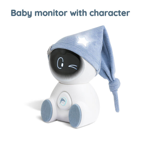 baby monitor with character