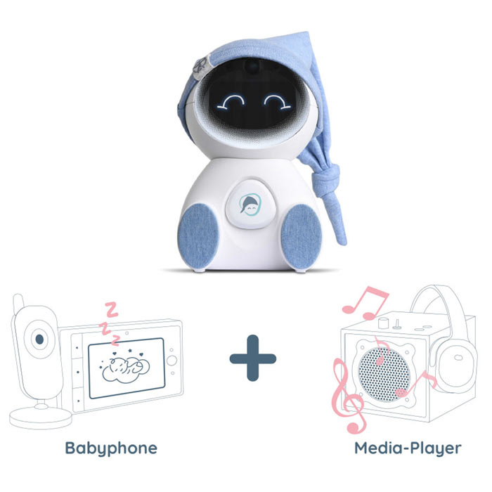 Babyphone und Media-Player